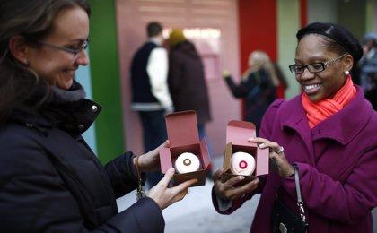 Nueva York estrena su primer cajero automático de 'cupcakes' en la Gran Avenida