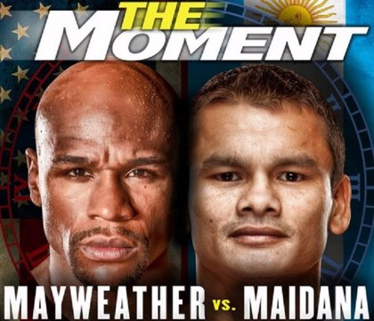 Todo vendido para Mayweather vs Maidana