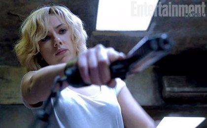 Primera imágenes de Scarlett Johansson en 'Lucy'