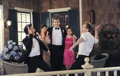 Los actores y creadores de How I Met Your Mother se despiden