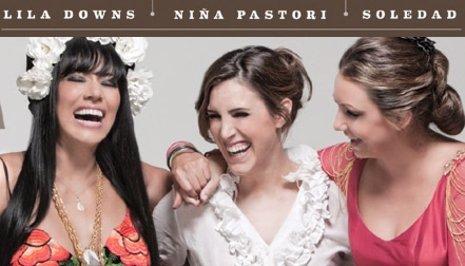 Lila Downs, Soledad y Niña Pastori