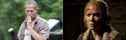 The Walking Dead, Andrea, Merle