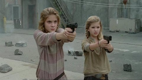 The Walking Dead, Mika y Lizzie