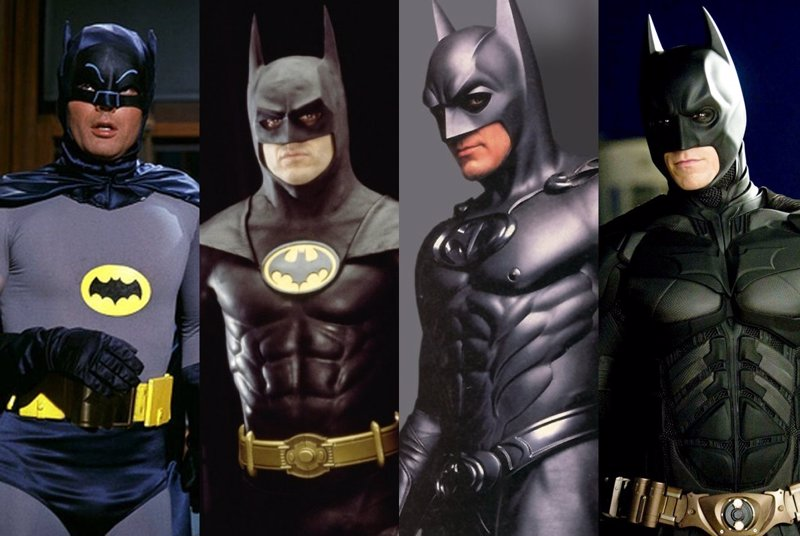 Batman: 75 años de El caballero Oscuro