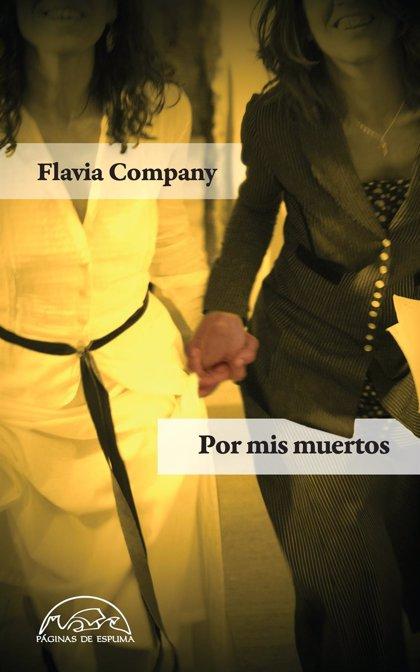 """Flavia Company: """"Convertir la realidad en ficción en viceversa es la piedra filosofal para un escritor"""""""