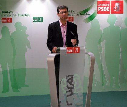 """El PSOE critica que el Gobierno central """"congele"""" los fondos del antiguo PER para los municipios malagueños"""