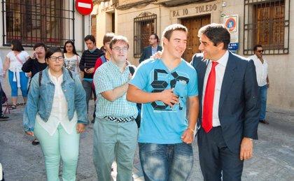 Más de 26 millones a entidades del ámbito de la discapacidad de C-LM