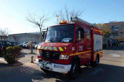 Los bomberos de la Comunidad duplicaron sus salidas a otras provincias durante 2013