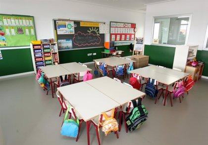 Educación oferta 442.110 plazas en 14.737 unidades de Infantil y Primaria para el próximo curso