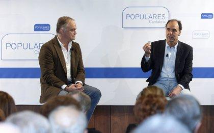 """Pons dice que el PP """"tiene que hacerse acreedor de la memoria de Suárez y del centrismo político"""""""