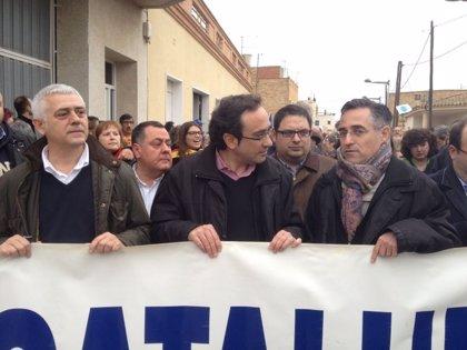 """Tremosa (CiU) afirma que un Estado catalán estaría """"más blindado"""" en la protección del Delta"""