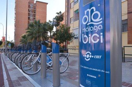 El sistema automático de bicicletas de la capital alcanza los 10.000 abonados
