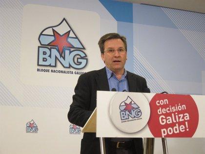 """Vence asegura que """"hay militantes que abandonaron el BNG"""" que """"están volviendo"""""""