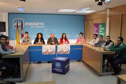 """Cuevas: """"De un Gobierno fuerte del PP en Europa depende"""""""