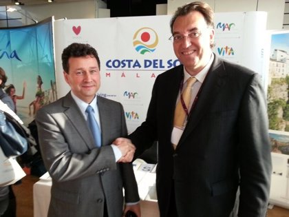 Málaga.- Turismo.- La Costa del Sol ultima un acuerdo con TSS Group para la creación de nuevos productos turísticos
