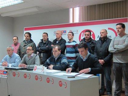 CCOO y SOMA-Fitag-UGT abordan este lunes la situación de Hunosa con los diputados por Asturias