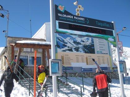 Las estaciones asturianas superan los 3.600 usuarios este fin de semana marcado por el viento