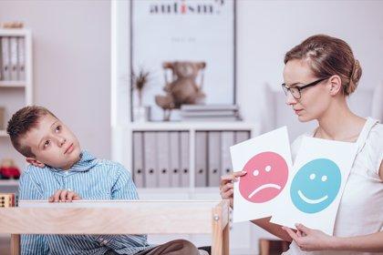 El autismo infantil, tipos y síntomas