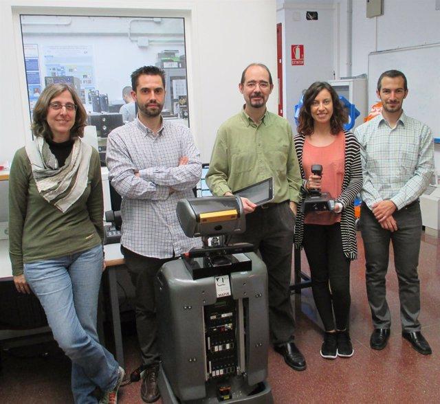 Grupo de Robótica Inteligente de la UMA