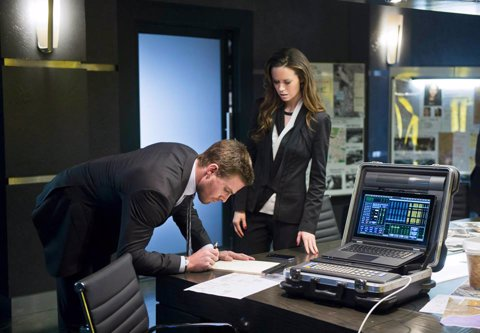 Arrow, episodio 18