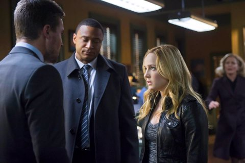 Arrow, episodio 18