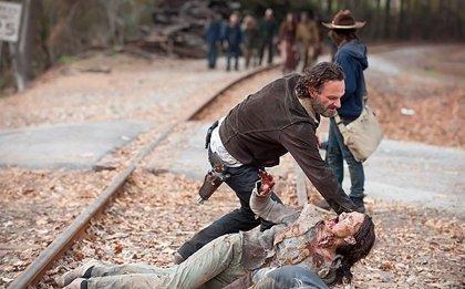 The Walking Dead: Ya hay cartel de la quinta temporada