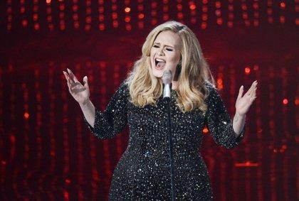 Adele ya ha empezado a trabajar en su próximo disco