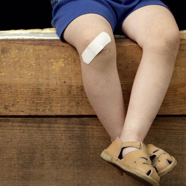 Accidentes en menores evitarlos es posible, tirita