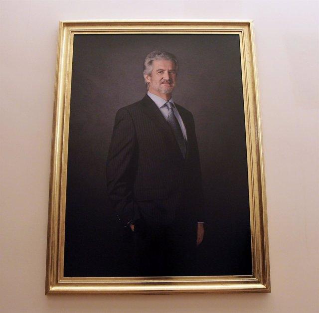 Retrato de Manuel Marín