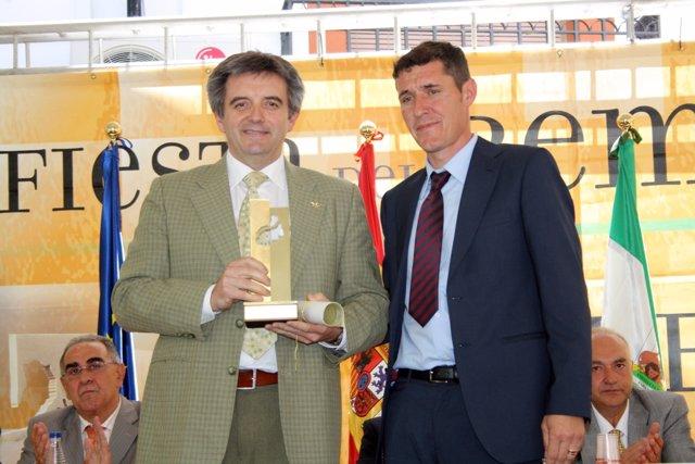 El experto José Vico obtiene el Premio Embajador de la Ardilla