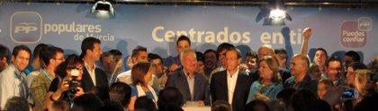 Valcárcel presenta hoy su dimisión tras casi 19 años al frente de Murcia