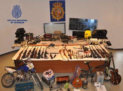 Desarticulado un grupo criminal al que se le imputan 26 robos