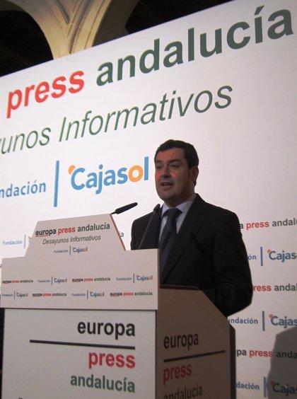 """Moreno ofrece apoyo parlamentario a Díaz para """"iniciativas reformistas"""" si se siente """"maniatada"""" por IU"""