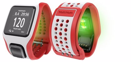 TomTom lanza el reloj deportivo GPS Runner Cardio con pulsómetro integrado