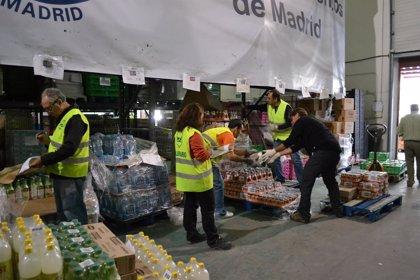 La Media Maratón de Madrid recoge donaciones para el Banco de Alimentos