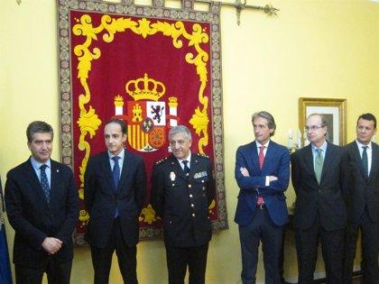 Ángel Riesco, nuevo jefe superior del CNP en Cantabria
