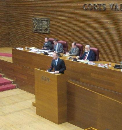 """Compromís y EUPV critican el déficit y Fabra asegura que el Consell """"contribuye a la consolidación fiscal"""""""