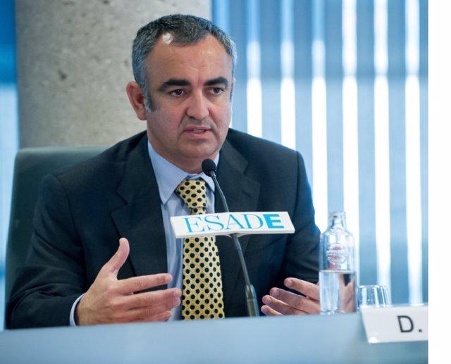 Domingo Molina, director TIC de la Administración General del Estado