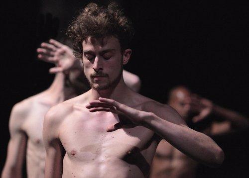 Estreno en el Teatro Central de la Compagnie Olivier Dubois