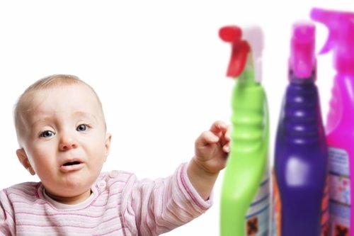 Intoxicación involuntaria en niños