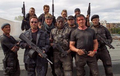 Los veteranos reparten leña en el primer tráiler de Los Mercenarios 3