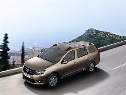Llega el Dacia Logan MCV a España