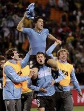 Foto: Blatter afirma que Uruguay no se quedará fuera del Mundial