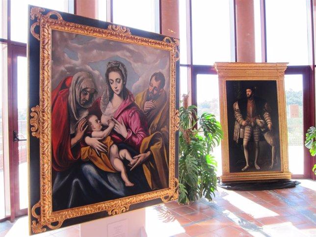 Réplicas de obras de El Greco