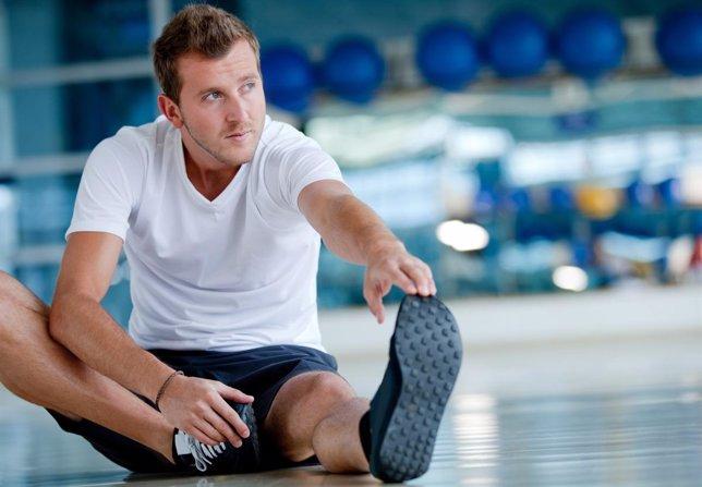 Recuperarse tras el ejercicio, estiramentos