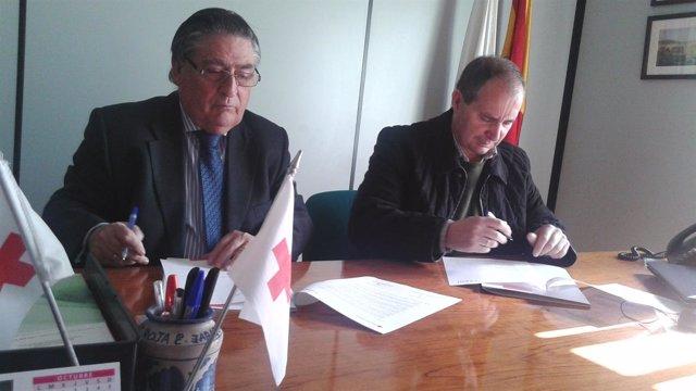 Cruz Roja y CERMI colaborarán en la promoción de la salud
