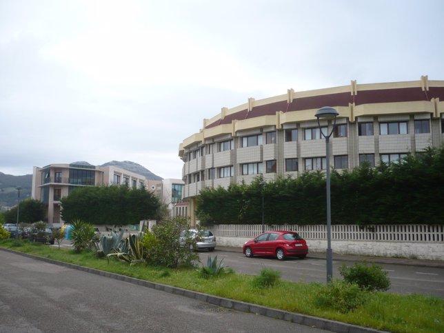 Residencia de Santa Ana en Santoña