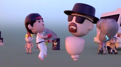 Breaking Bad vs. Street Fighter: ¿Quién ganará?