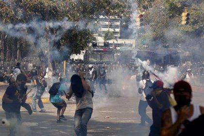 Venezuela.- Detenidas 25 personas por atacar el Ministerio de Servicios Penitenciarios en Caracas