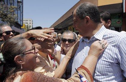 Solís avanza hacia una victoria segura en las presidenciales